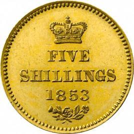 1853fiveshillingsquartersovereignpatternrev400